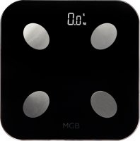 Весы MGB Body Fat Scale Glass Edition Black (MGB_F19_BB)