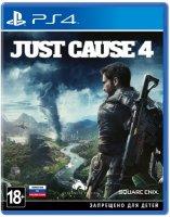 Игра для PS4 Square Enix Just Cause 4