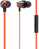 Наушники с микрофоном PHIATON by Cresyn C465S mic Orange (CPU-ES0465OO01)