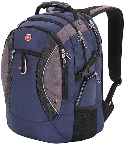 Купить Рюкзак WENGER, Neo, синий/серый (1015315)