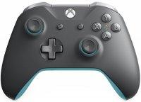 Беспроводной Геймпад Microsoft Xbox One WL3-00106 Grey/Blue