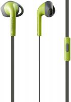 Наушники с микрофоном PHIATON by Cresyn C170S Green (CPU-ES0170EG01)
