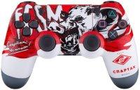 Геймпад PlayStation Dualshock 4 Спартак-Чемпион (CUH-ZCT2E)