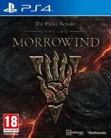 Игра для PS4 Bethesda The Elder Scrolls Online: Morrowind