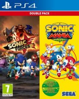 Игра для PS4 Sega Sonic Forces + Sonic Mania Plus