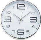 Настенные часы INNOVA W09642 Silver/White