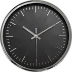 Настенные часы INNOVA W09644 Silver/Black