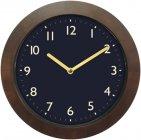 Настенные часы INNOVA W09652 Brown/Blue
