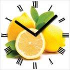 """Настенные часы INNOVA W09666 """"Лимоны"""""""
