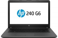 Ноутбук HP 240 G6 4QX59EA (Intel Core i3-7020U 2300Mhz/14