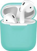 Чехол Deppa для Apple AirPods Mint (47002)