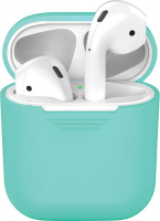 Чехол Deppa для Apple AirPods Mint (47002) фото