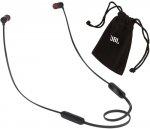 Беспроводные наушники с микрофоном JBL Tune 190BT Black (JBLT190BTBLK)