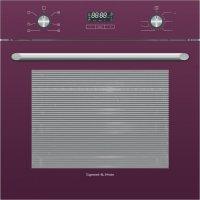 Независимый электрический духовой шкаф Zigmund & Shtain EN 232.722 V