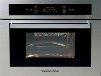 Независимый электрический духовой шкаф Zigmund & Shtain EN 101.922 S