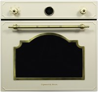 Независимый электрический духовой шкаф Zigmund & Shtain EN 130.922 X