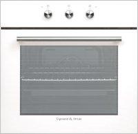 Независимый электрический духовой шкаф Zigmund & Shtain EN 114.611 W