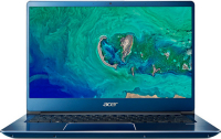 Купить Ультрабук Acer, Swift 3 SF314-54-35YY (NX.GYGER.007) (Intel Core i3 8130U 2.2GHz/14 /1920x1080/4GB/256GB SSD/Intel UHD 620/DVD нет/Wi-Fi/Bluetooth/Win 10)