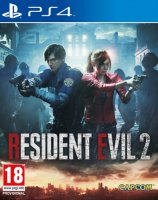 Игра для PS4 Capcom Resident Evil 2