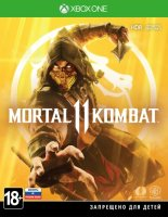 Игра для Xbox One WB Mortal Kombat 11