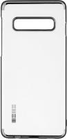Купить Чехол InterStep, Decor для Samsung Galaxy S10 Black (HDC-SAGAS10K-NP1101O-K100)