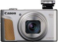 Цифровой фотоаппарат Canon PowerShot SX740 HS Silver