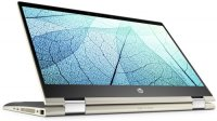"Ноутбук-трансформер HP Pavilion x360 14-dd0005ur (4XY88EA) (Intel Core i3-8130U 2.2GHz/14""/1920х1080/4GB/128GB SSD/Intel UHD Graphics 620/DVD нет/Wi-Fi/Bluetooth/Win10 Home)"