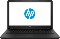 Купить Ноутбук HP, 15-ra074ur (4UT53EA) (Intel Pentium N3710 1.6Ghz/15.6 /1366x768/4GB/500GB HDD/Intel HD Graphics 405/DVD нет/Wi-Fi/Bluetooth/Win 10)