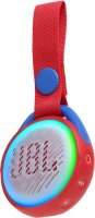 Портативная колонка JBL Jr Pop Red (JBLJRPOPRED)
