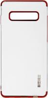 Чехол InterStep Decor для Samsung Galaxy S10 Plus Red...
