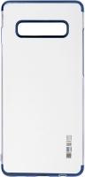 Чехол InterStep Decor для Samsung Galaxy S10 Plus Blue...