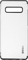 Чехол InterStep Decor для Samsung Galaxy S10 Plus Black...