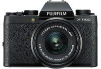 Системный фотоаппарат Fujifilm X-Т100 Kit 15-45 F3.5-5.6 Black