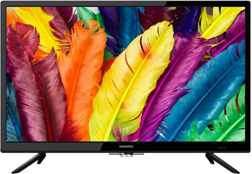 Купить LED телевизор Daewoo, L24V638VAE