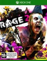 Игра для Xbox One Bethesda Rage 2