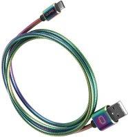 Кабель Qumo Rainbow USB 2.0-Type C 1,2 м (24320)