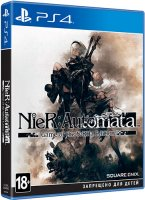 Игра для PS4 Square Enix NieR: Automata Game of the YoRHa Edition