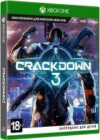 Игра для Xbox One Microsoft Crackdown 3