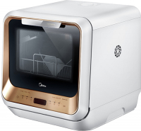 Посудомоечная машина Midea MCFD42900G Mini фото