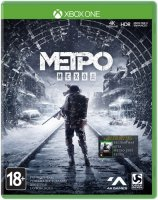 Игра для Xbox One Deep Silver Метро: Исход Издание первого дня