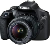 Зеркальный фотоаппарат Canon EOS 2000D EF-S 18-55 III Kit фото