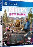 Игра для PS4 Ubisoft Far Cry: New Dawn