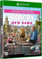 Игра для Xbox One Ubisoft Far Cry: New Dawn. Superbloom Edition