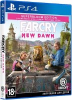 Игра для PS4 Ubisoft Far Cry: New Dawn. Superbloom Edition