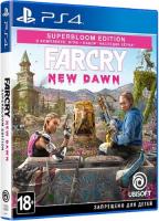 Игра для PS4 Ubisoft Far Cry: New Dawn. Superbloom Edition фото