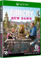 Игра для Xbox One Ubisoft Far Cry: New Dawn