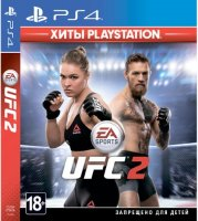 Игра для PS4 EA UFC 2 Hits (Хиты PlayStation)