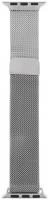Ремешок InterStep Mesh для Apple Watch 42mm/44mm, сталь, серебро (HWE-AWB44MES-NP0017O-K100)