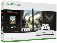 MICROSOFT XBOX ONE S 1TB + TOM CLANCYS THE DIVISION 2