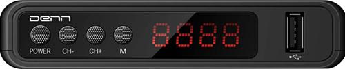 Цифровой эфирный приемник Denn DDT160